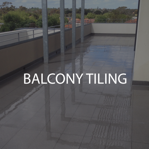 Leaking Balcony Repairs Service