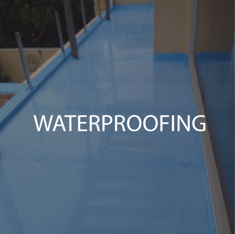Waterproofing Balconies