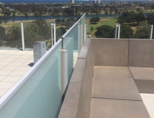 How do you Re-Grout Outdoor Balcony Tiles?
